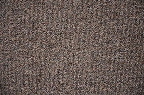 Dean Pet Friendly Non-Skid 2' x 3' Carpet Accent Rug/Anti-Fatigue Mat: Brown by Dean Flooring Company
