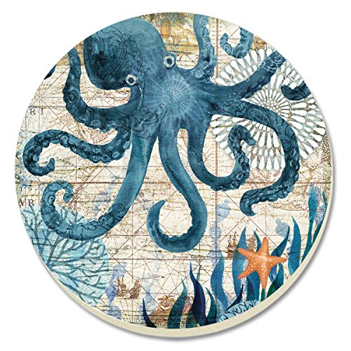 counterart-monterey-bay-octopus-absorbent-coasters-set-of-4