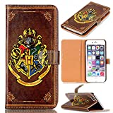 Antique Book Style Pattern Slim Wallet Card Flip Stand PU Leather Pouch Case Cover For Apple iphone 5 5S iphone SE New Arrival - Cool as Great Gift
