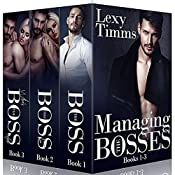 Managing the Bosses Box Set #1-3: Billionaire Romance | Lexy Timms