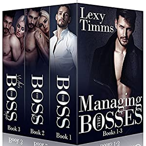 Managing the Bosses Box Set #1-3: Billionaire Romance Hörbuch