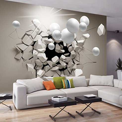 Murando   Fototapete Abstrakt 300x210 Cm   Vlies Tapete   Moderne Wanddeko    Design Tapete
