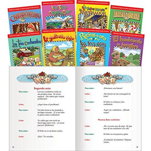 (Folk & Fairy Tales Spanish Set 8 Titles)