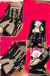 Amazon Com Babyzen Yoyo Stroller Black Black Baby