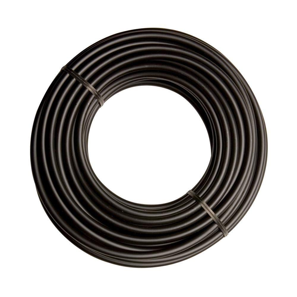 Gunsamg 1/4'' Blank Distribution Tubing Drip Irrigation Hose (100foot)