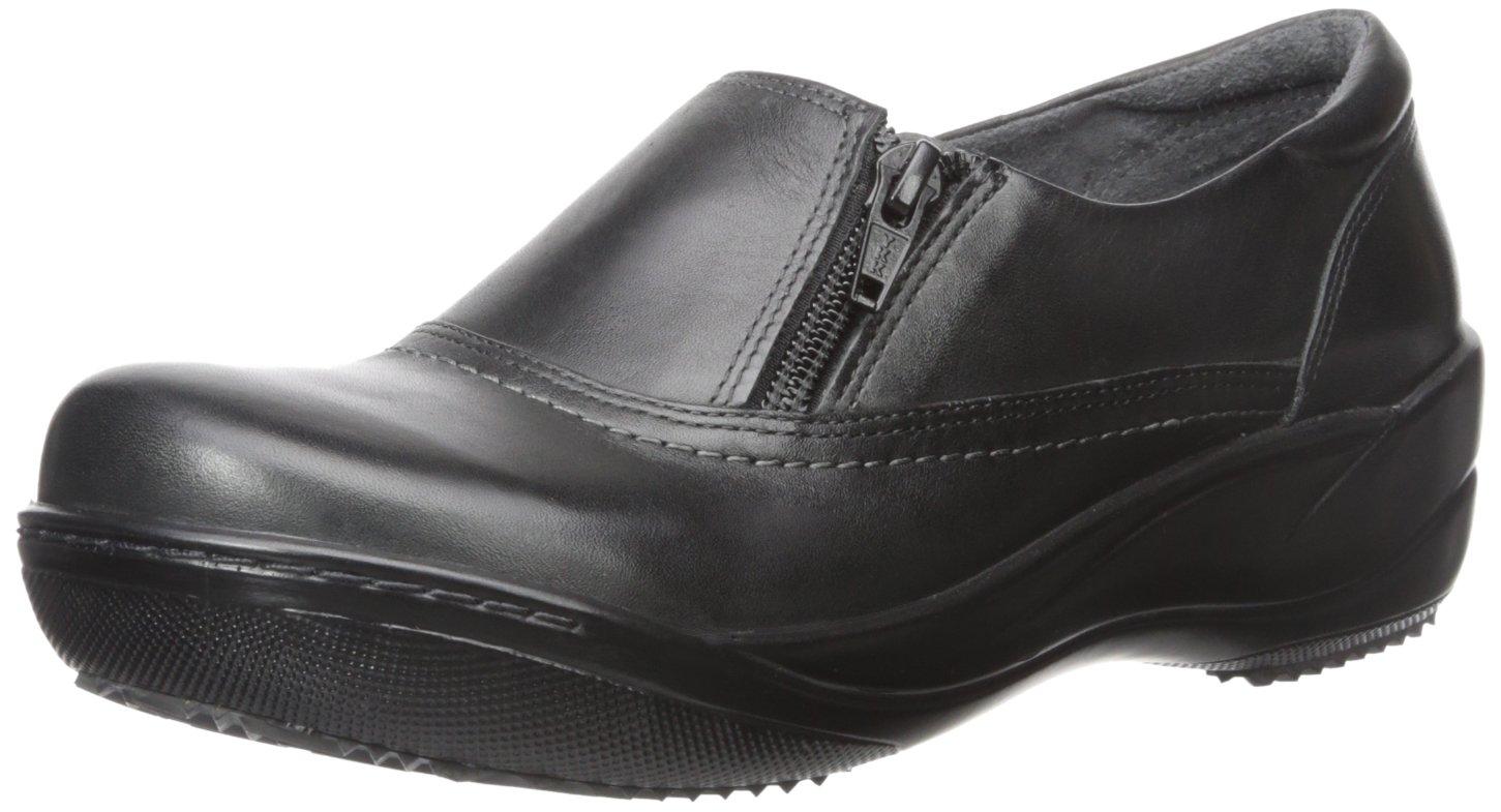 Cherokee Women's Maggie Health Care & Food Service Shoe, Black, 8 M US