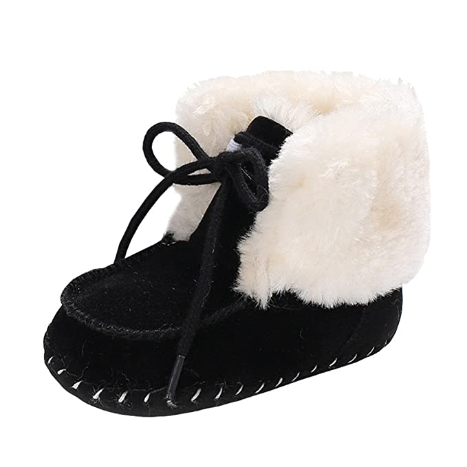 97e9e921d6a5 Image Unavailable. Image not available for. Color  M A Baby Boys Girls  Cotton Prewalker Winter Warm Toddler Shoes