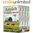 Amish Wildflowers (Amish Romance): 4 Book Collection (Little Wild Flower 0)