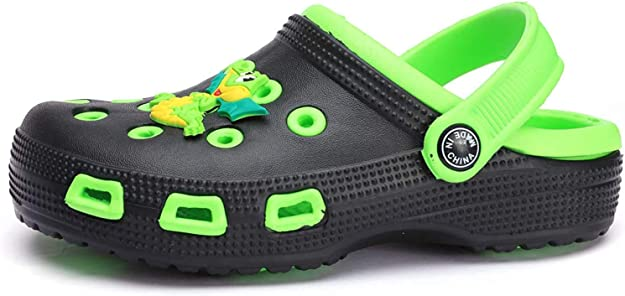 Gaatpot Sabots Mules Sandales de Plage Enfant Fille Gar/çon Chaussures /Ét/é Clog Chaussons Pantoufles