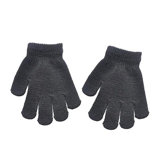 2611ad4b5f0 Amazon.com: USPS gants enfant Infant winter gloves Cute baby gloves Solid  Print Hot Girls Boys Of Winter Warm handschoenen kinderen: Clothing