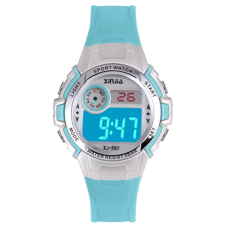 ec6050f186d7 Mejor valorados en Relojes de pulsera para niños   Opiniones útiles ...