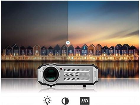 Link Co Portátil WiFi Inteligente Proyector Soporte 1080p HD Vídeo ...