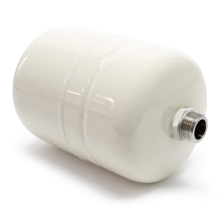 suppresseur pompe cuve 8Litres R/éservoir pression /à vessie pour la surpression domestique ballon