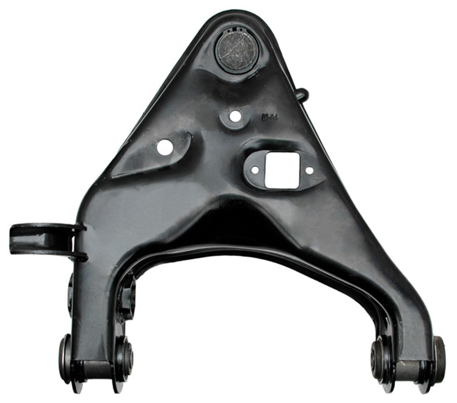 ACDelco 45D3143 Professional Front Passenger Side Lower Suspension Control Arm and Ball Joint Assembly