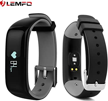 Amazon.com : LEMFO P1 Bluetooth Waterproof Fitness Tracker ...