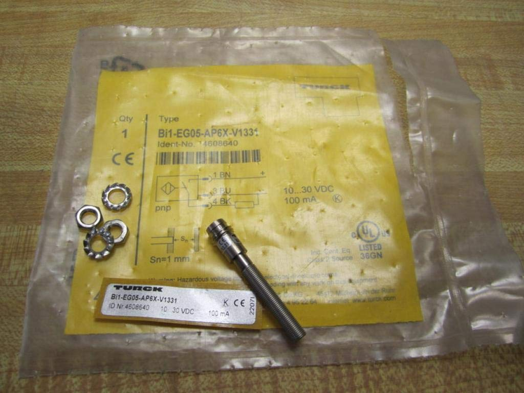 NEW TURCK BI1-EG05-AP6X PROXIMITY SENSOR SWITCH   free shipping