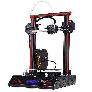 No Impresora 3D Resina Impresora 3D Grande, DMSCREATE DP5 360W 10 ...