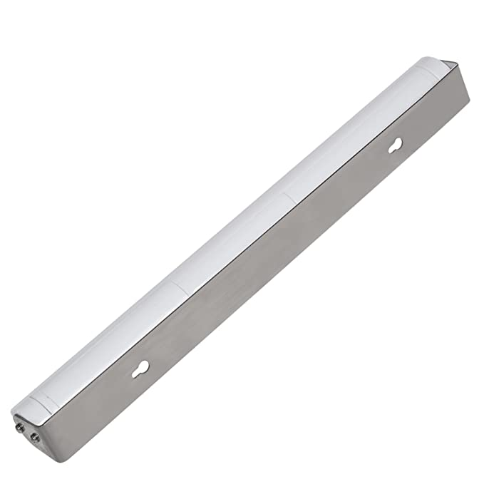 Lámpara fluorescente para cocina de Maclean MCE166, para el armario, 9 LED, SWD con PIR 120 grados. Detector de movimiento con 360 ° de rotación: Amazon.es: ...
