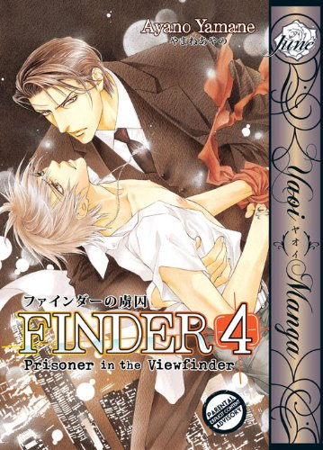 Download Finder Volume 4: Prisoner in the View Finder (Yaoi) ebook