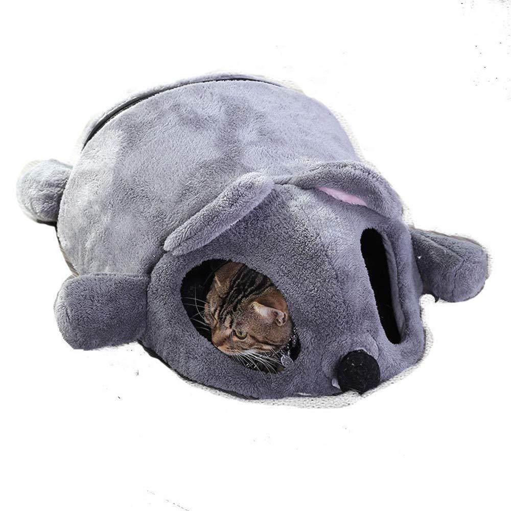 Inverno Spessore Caldo Pet Nest Antivento Pet Room Cat House Winter Supplies