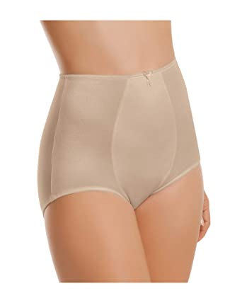 72d1a75db Leonisa Women s Smooth Tummy Control Panty Shaper at Amazon Women s ...