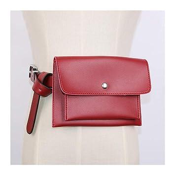 d37a90855 HAOLIEQUAN Bolso De La Cintura De Las Mujeres Billetera De Verano Nuevos  Sobres Bolso Personalidad Casual Messenger Mobile Belt Bag Mujeres  Embragues, ...