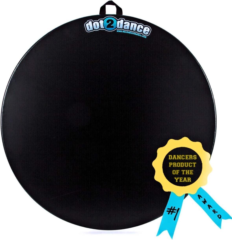 Dot2dance authentic marley portable dance floor