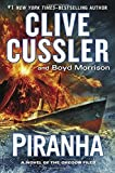 img - for Piranha (The Oregon Files) by Clive Cussler (2015-05-26) book / textbook / text book