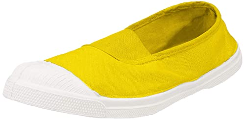 Bensimon Tennis Elastique, Zapatillas para Mujer: Amazon.es: Zapatos y complementos