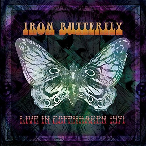 Vinilo : Iron Butterfly - Live In Copenhagen 1971 (Limited Edition, 2PC)