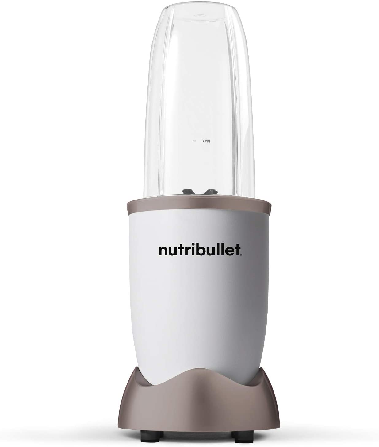 Special Edition Powerful Blender - 3 Pieces, Matte White/Gold
