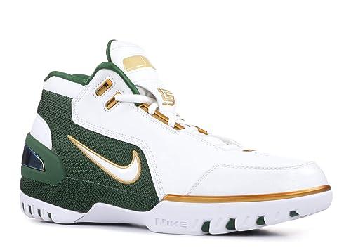 online retailer db7b4 cedd2 Nike - Air Zoom Generation Svsm QS Uomo, Verde (WhiteMetallic Gold-