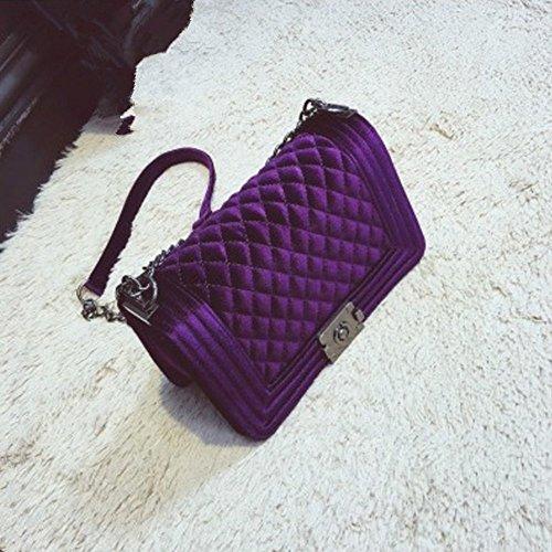 foncé Bordeaux Pochette Eysee 20cm femme pour 6cm violet Rouge 16cm pIz1zwWqv