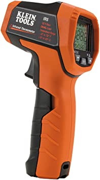 Klein Tools IR10 Infrared Thermometer - K-Type Probe