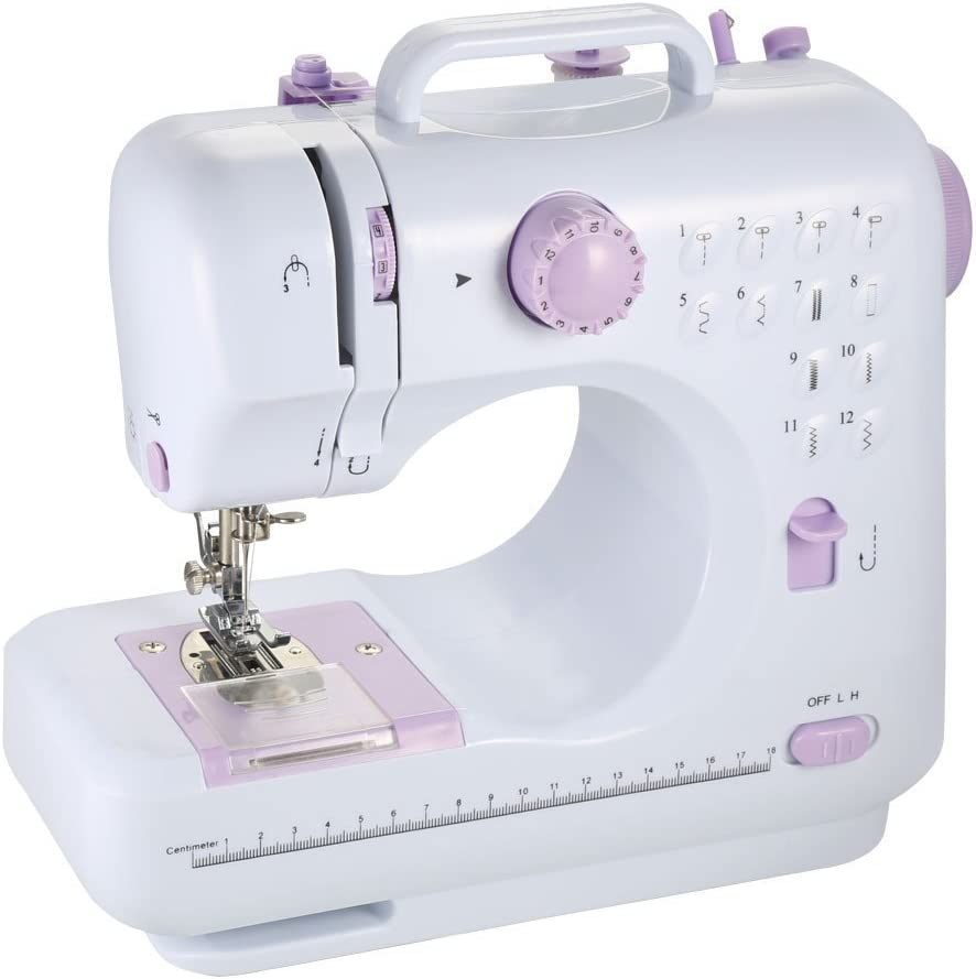 Farway LED Electronic máquina de coser 12 puntos máquina ...