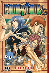 "Afficher ""Fairy tail n° 27 Fairy Tail"""