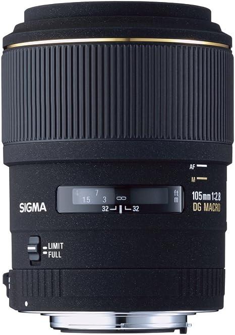 Sigma Macro 105mm F2.8 EX DG Olympus: Amazon.es: Electrónica
