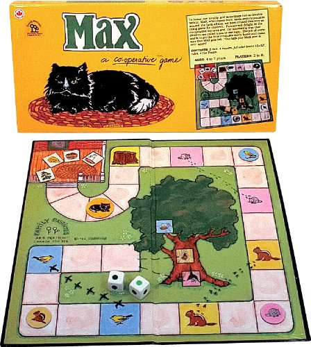 Max (Cooperative Board Game)
