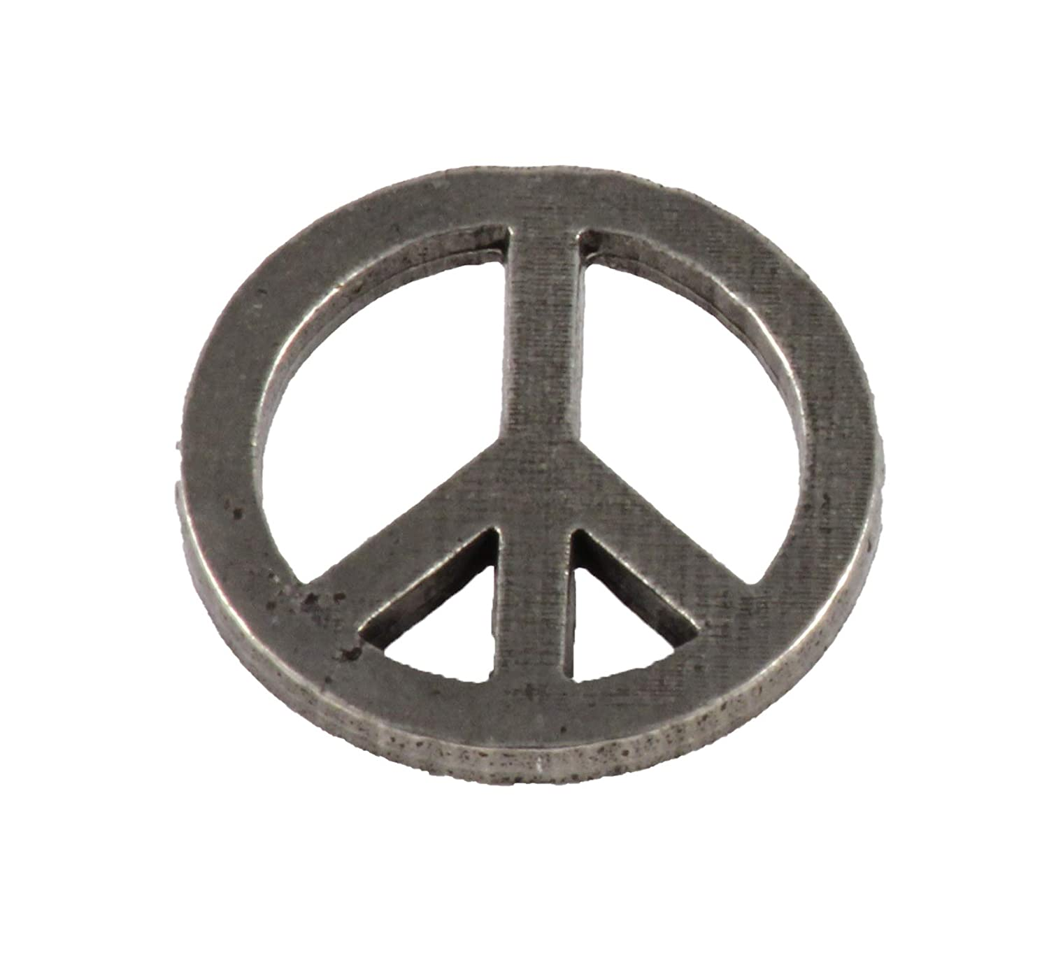 Pewter ~ Peace ~ Lapel Pin / Brooch ~ A248 Creative Pewter Designs