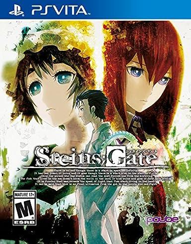 c0f3ce242 STEINS GATE - PS VITA  Amazon.com.br  Games