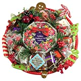 What's Christmas without Cookies - Holiday Gift Basket and Platter