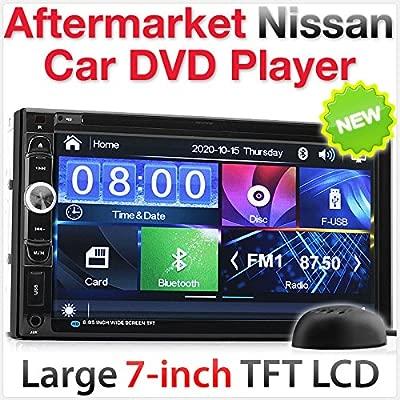 Tunez - Reproductor de DVD para Coche (7 Pulgadas, USB, MP3 ...