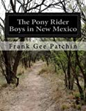 The Pony Rider Boys in New Mexico, Frank Gee Patchin, 150024676X