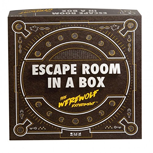 Escape Room in a Box: The Werewolf Experiment by Mattel Games (Image #6)