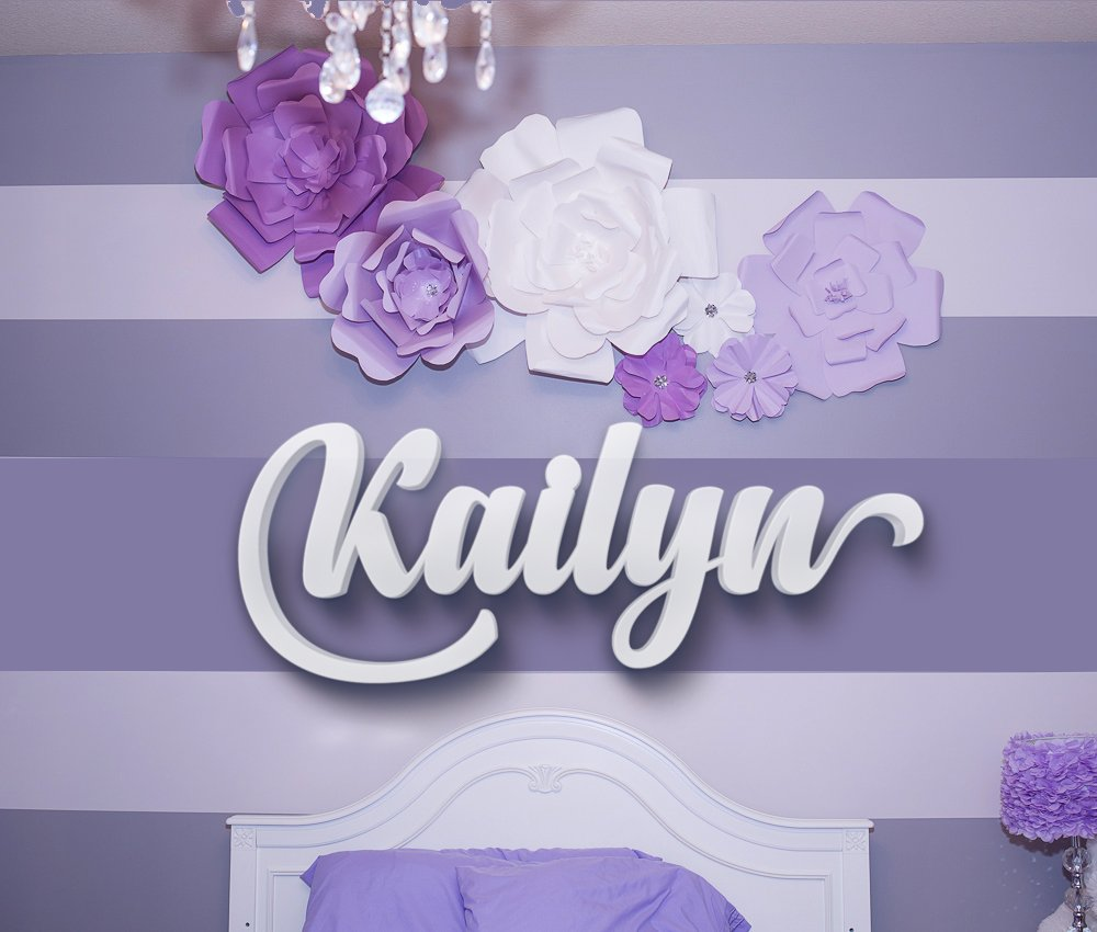Custom Nursery Name Sign Personalized Letters Couples Gifts Large Wooden Wall Letters Kids Name Sign Wood Letters Baby Name Sign Children's Wall Decor Wedding Gifts by signatives