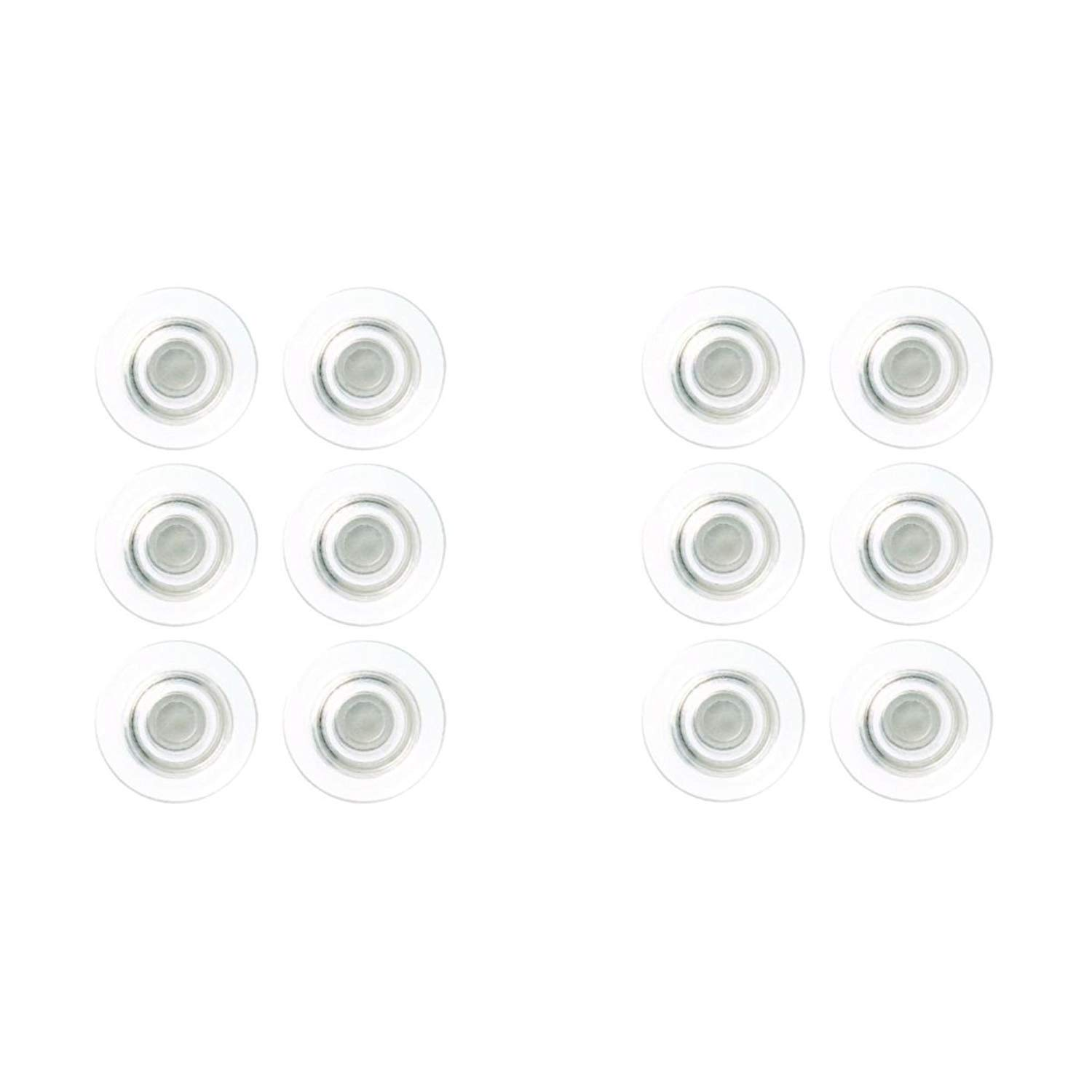 Quartet Rare Earth Magnets, Large, 6 Pack (85391) ACCO Brands