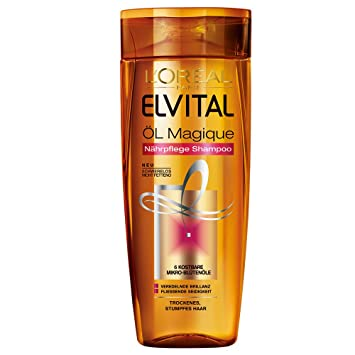 loreal shampoo trockenes haar