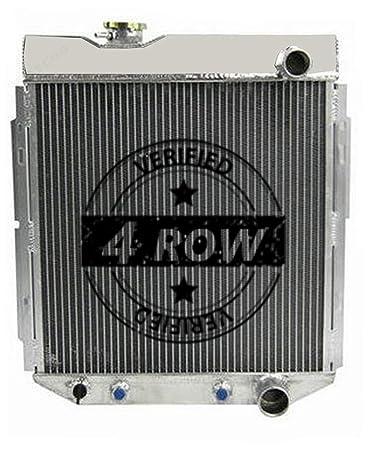 3 ROWS//CORES 1960-1966 Ford  Econoline//Falcon  Mercury Comet  I6//V8 engine SWAP