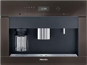 Miele 9521950 CVA6401 - Cafetera automática, color marrón: Amazon.es: Hogar