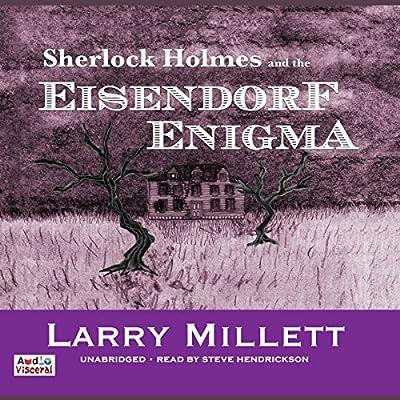 Sherlock Holmes and the Eisendorf Enigma: Sherlock Holmes in Minnesota, Book 8